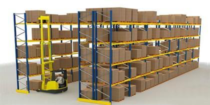Operações logistica de distribuição